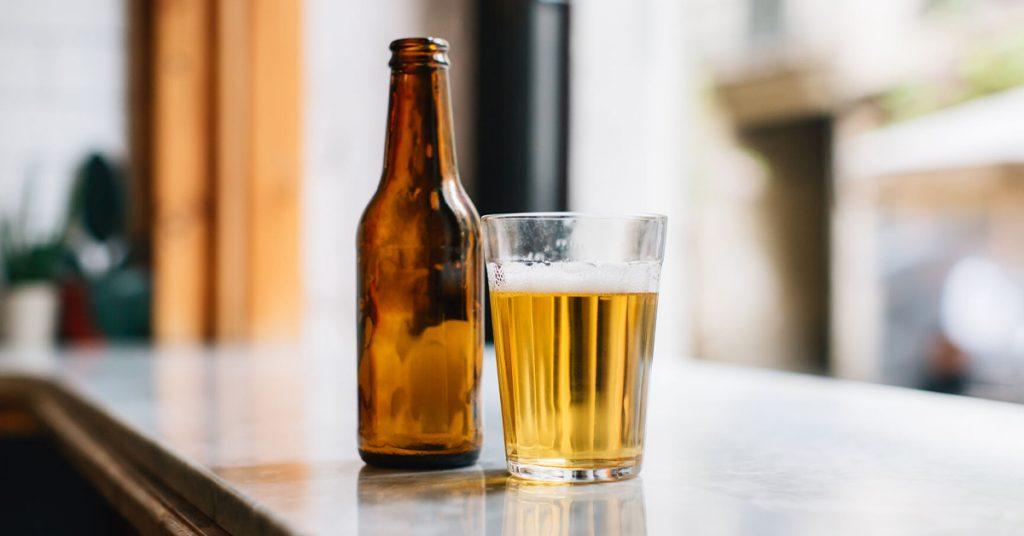 bière sans calories