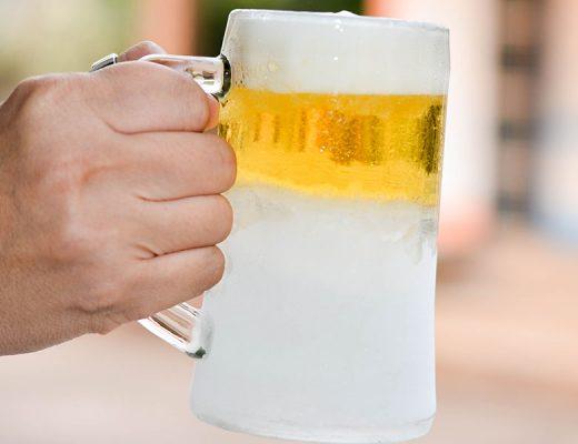 refroidir une bière